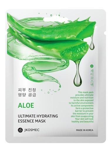 JKOSMEC Jkosmec Aloe Ultimate Hydrating Essence Mask Renksiz